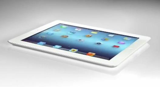 iPad 3 - La première pub d'Apple