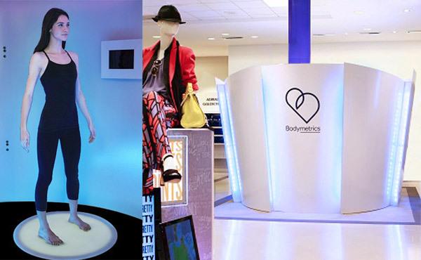 Bodymetrics: quand Kinect vous aide à choisir vos vêtements