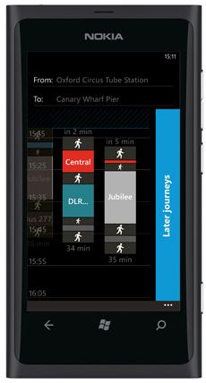Nokia vous donne encore plus de raisons d'acquérir un Windows Phone en mettant à jour Nokia Drive et Nokia Maps