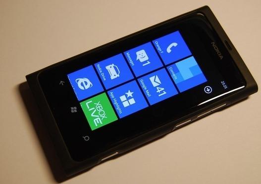 Nokia Lumia 800 - Mise à jour en cours de déploiement