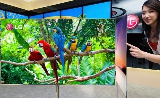 La TV LG Oled 55 pouces pour le 23 mai 2012 ?
