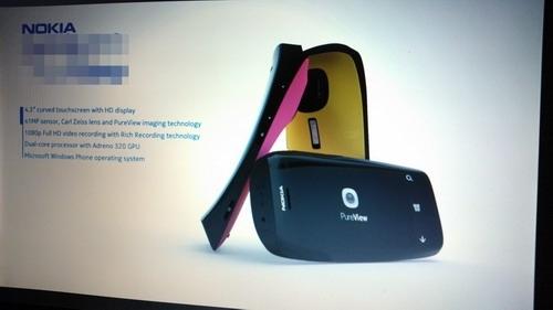 Nokia préparerait-il un Windows Phone de 41mégapixels?