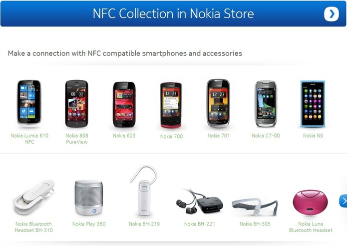 Nokia, l'aptre du NFC