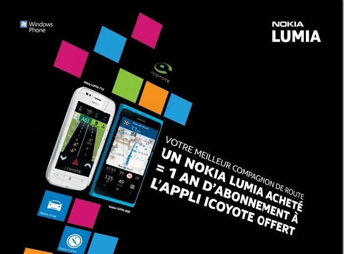 [Màj] iCoyote sur Windows Phone