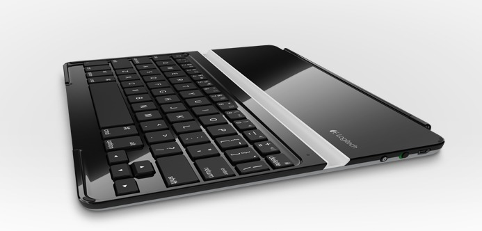 Logitech transforme l'iPad en Macbook... ou presque