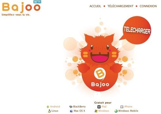 Bajoo - Le Box.net français multiplateforme sécurisé