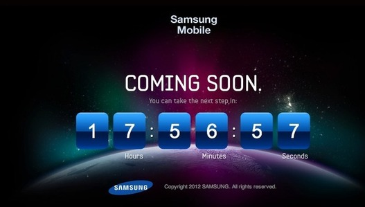 Galaxy S3 - des infos lundi 23 avril à 14h ?