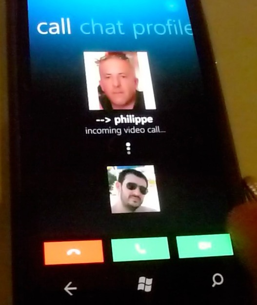 Skype pour Windows Phone sort de la Beta