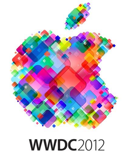 Apple WWDC 2012 du 11 au 15 juin 2012