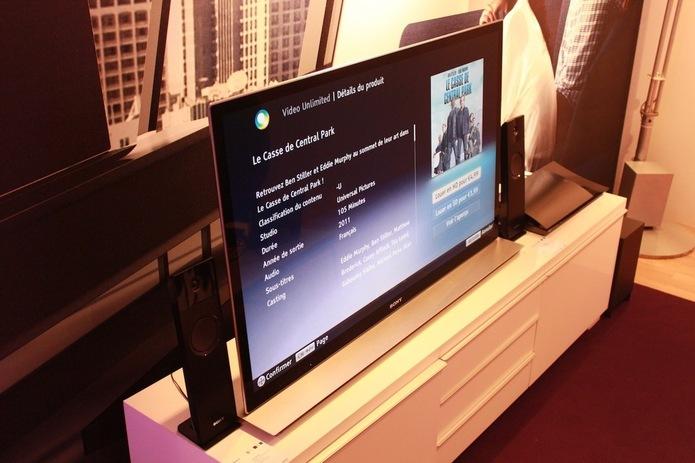Sony lance une nouvelle gamme de produits