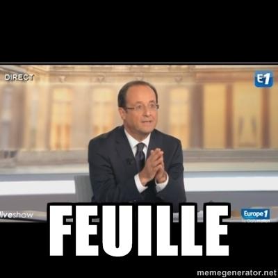 Débat Hollande-Sarkozy - Les grands moments en images