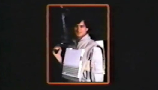 Steve Jobs - La parodie de Ghostbusters de 1984