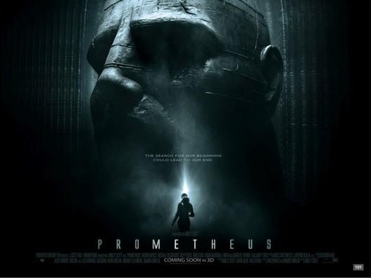 Prometheus - La station fantôme dans le métro parisien