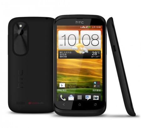 le HTC Desire V : un vrai smartphone de guerre sous android 4.0 et un écran de 4 pouces !!!