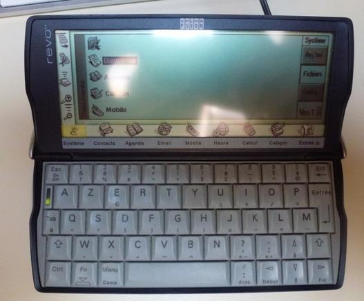 Motorola rachète Psion - Vais je pouvoir mettre à jour mon REVO ?