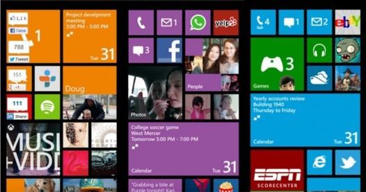 Les premiers Windows Phone 8 en Novembre?