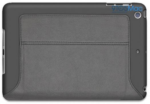 Un premier étui pour l'iPad Mini