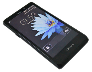 Sony Xperia T : Le futur mobile haut de gamme