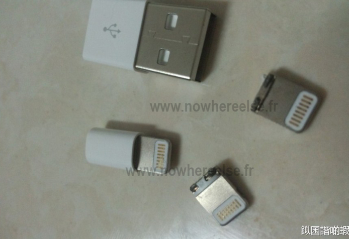 iPhone 5 - Des photos du nouveau mini dock ?