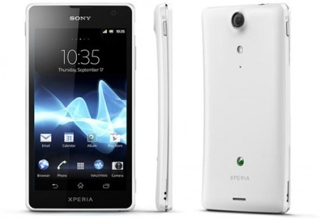 Sony revient dans le haut de gamme avec son Xperia TX