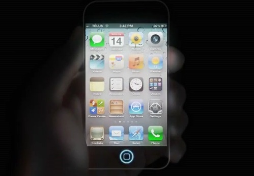 Si l'iPhone 5 était comme ça, évidemment...
