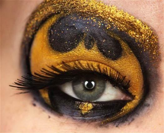 Des maquillages geek pour les belles geekettes