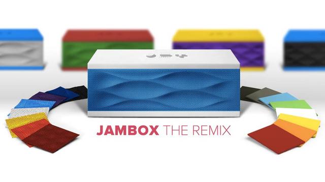 Personnalisez votre Jambox