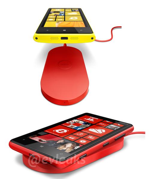 Nokia Lumia 920 et Lumia 820 - Charge sans fil et aussi