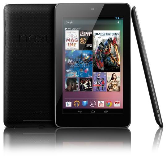 Une Google Nexus 7 3G pour très bientôt?