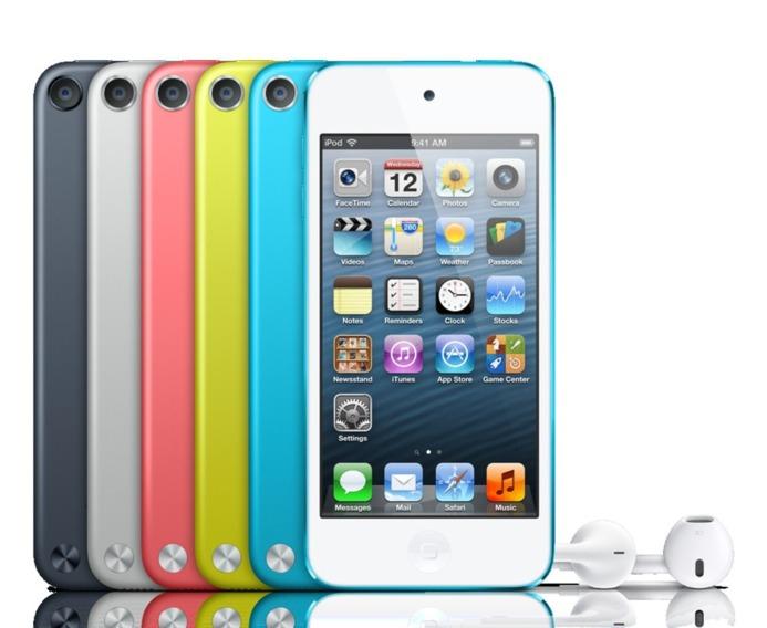 Apple sort un nouvel iPod Touch