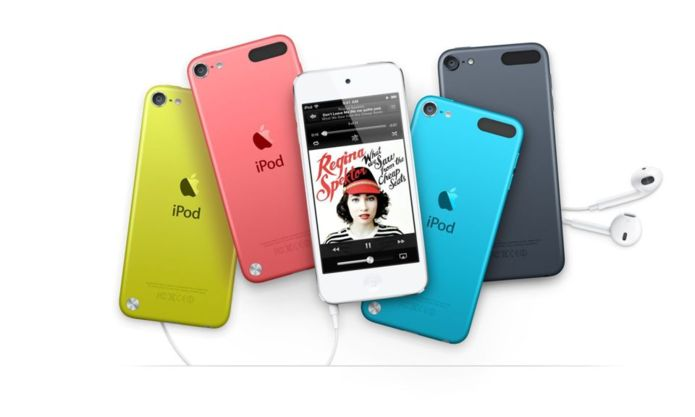 Apple sort un nouvel iPod Touch
