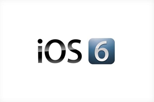 iOS 6 GM est disponible pour les développeurs