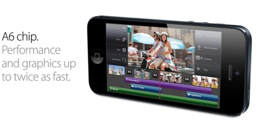 L'iPhone 5 plus puissant que le Galaxy S III