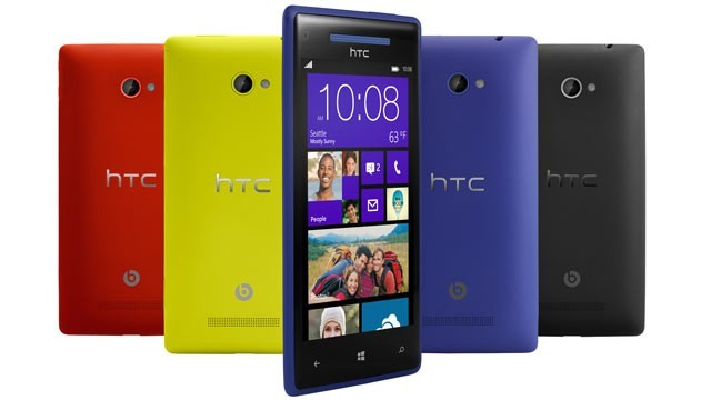 HTC 8X et 8S Windows Phone 8 - La vido de la Keynote