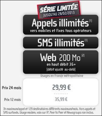 NRJ Mobile lance sa nouvelle formule Série Limitée Ultimate +