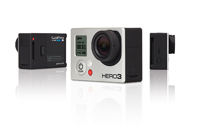 Go Pro annonce les nouvelles camras Hero 3 qui vont tout casser 