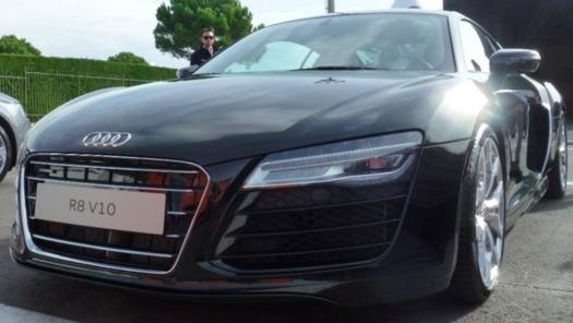 Audi R8 V10 et Audi A3 Sportback en images et vidéos #Audi2E