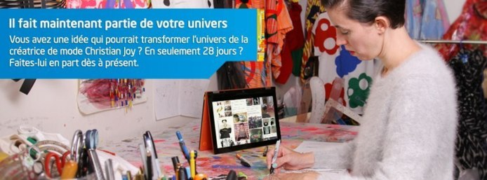 "Intel ""It's your world now"" - L'art de mélanger la mode et l'high tech (Sponso)"