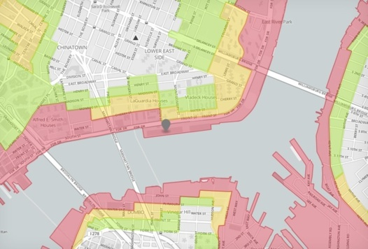 Google contraint d'annuler son annonce à cause de l'ouragan Sandy
