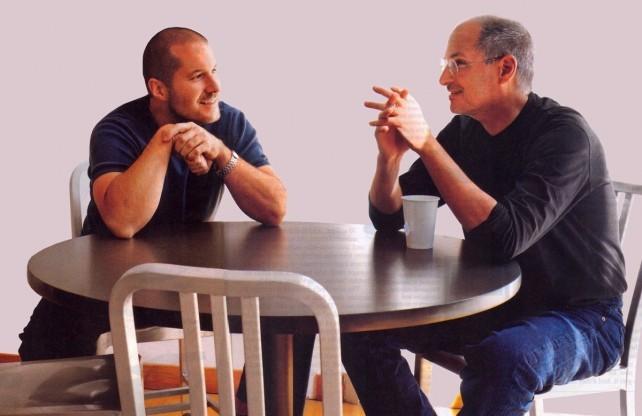 Jony Ive - Steve Jobs