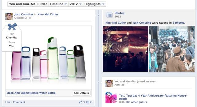 Facebook refait la page des liens d'amitié comme pour la Timeline