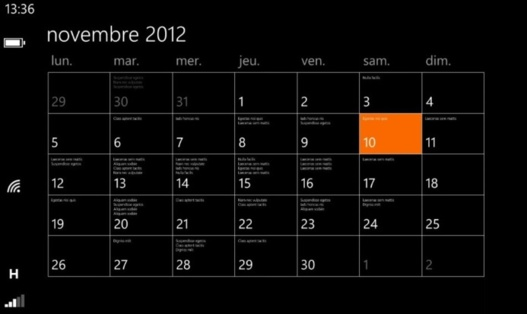 Synchroniser les agendas Google avec Windows Phone 8