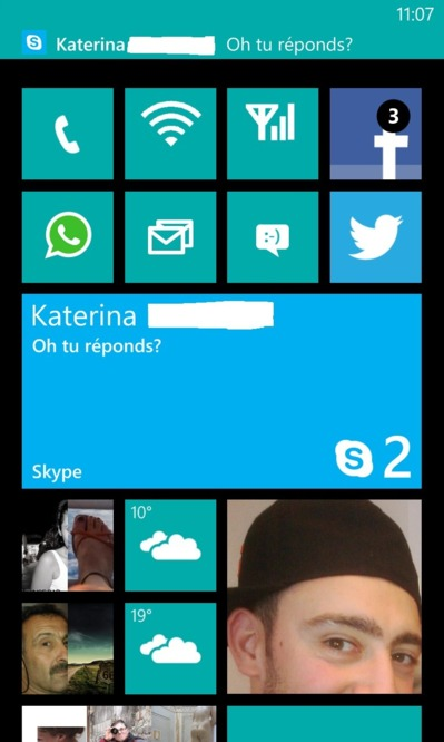 La preview de Skype pour Windows Phone 8 disponible en téléchargement