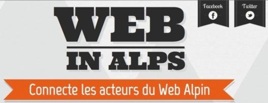 WIA'8 - La conférence Web In Alps est le 1er Décembre 2012