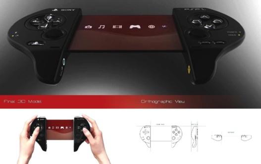 La Sony PSP2 du futur?