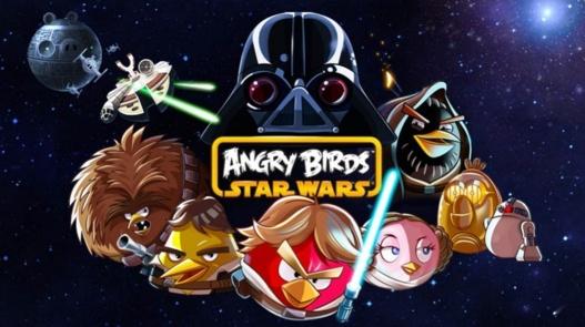 Angry Birds Star Wars maintenant sur Facebook