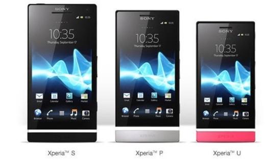 Sony Mobile - 1 million de smartphones vendus en France