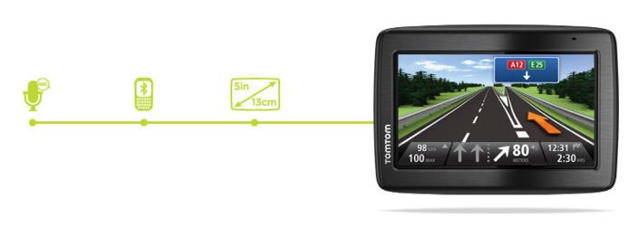 Concours - Un GPS TomTom Via 135 Europe à gagner sur AutoDay