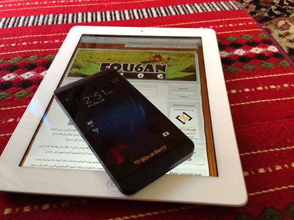 Blackberry Z10 - De magnifiques nouvelles photos