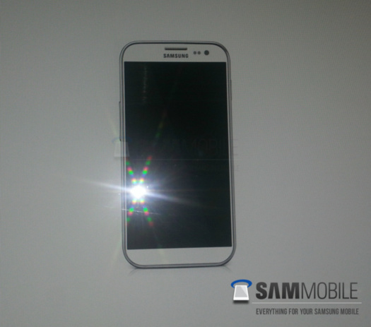 Samsung galaxy S4 - La photo officielle ?